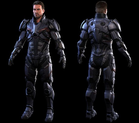body armor suit - Google Search | armor reference+other ...