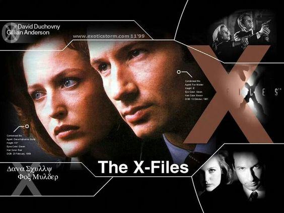 I love The X-Files :)