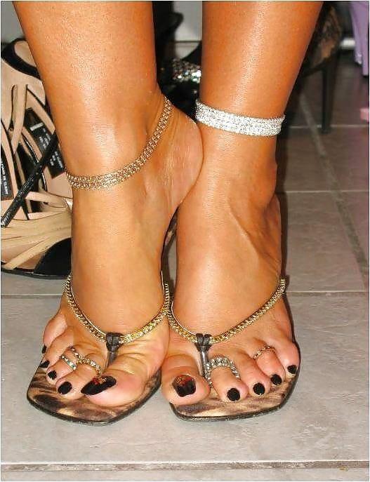 Barbara feet lady Lady Barbara