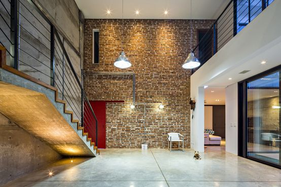 Casa pinball : industrial por studio fabrício roncca