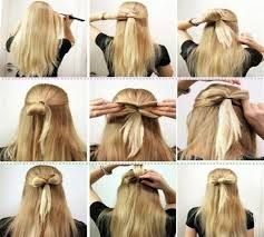 Marvelous Hairstyle For Long Hair Easy Hairstyles And Long Hair On Pinterest Hairstyle Inspiration Daily Dogsangcom