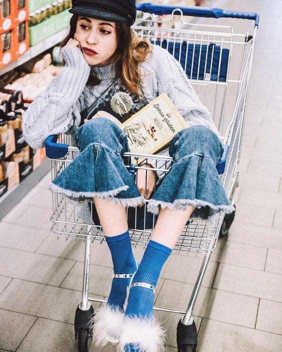 """S a r a y L u i s M. 在 Instagram 上发布:""""#Algotendrá SÍ, algo tendrá la Navidad que aunque nos de pereza el shopping para la cena, reuniones y demás,... buscamos como locos y…"""""""
