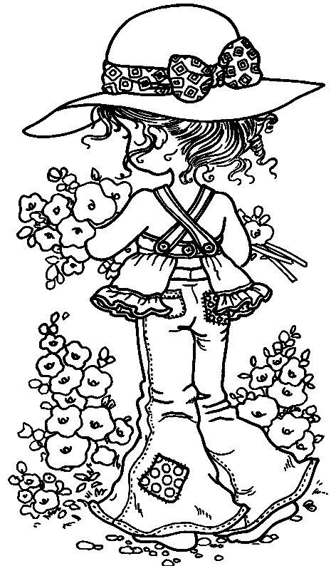topo gigi coloring pages - photo#20