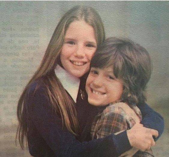 "Siblings, Melissa and Jonathan Gilbert, starred on ""Little House on the Prairie""."