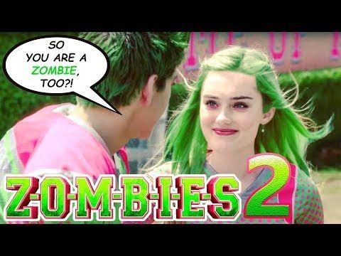 Youtube Zombie Disney Zombie 2 Bucky