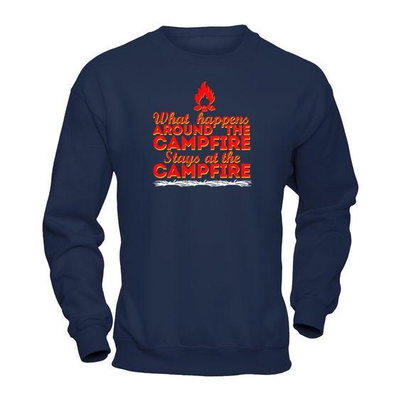 Around The Campfire - Shirts