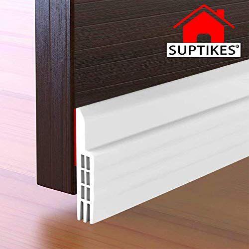 Suptikes Door Draft Stopper Under Door Seal For Exterior Interior Doors Door Sweep Strip Under Door Draft Bloc In 2020 Door Draught Stopper Draft Stopper Door Storage