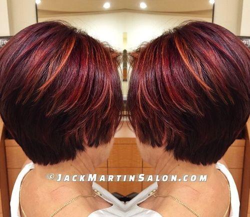 Colors Auburn Hair And Hair Color Ideas On Pinterest