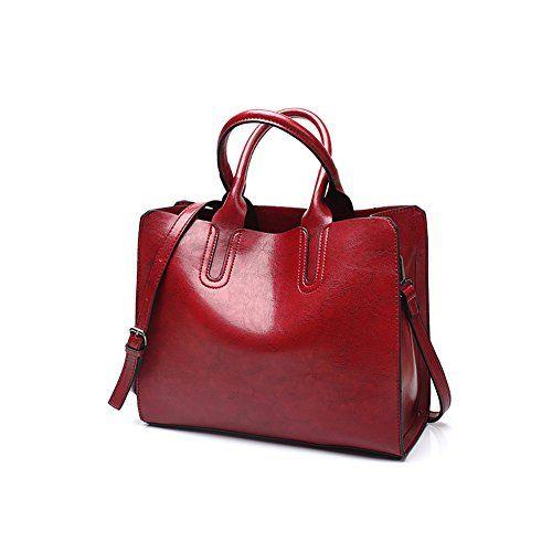 Fashion R/étro Sac /à Main Grande Capacit/é Sac /à Bandouli/ère Messenger pour Femme