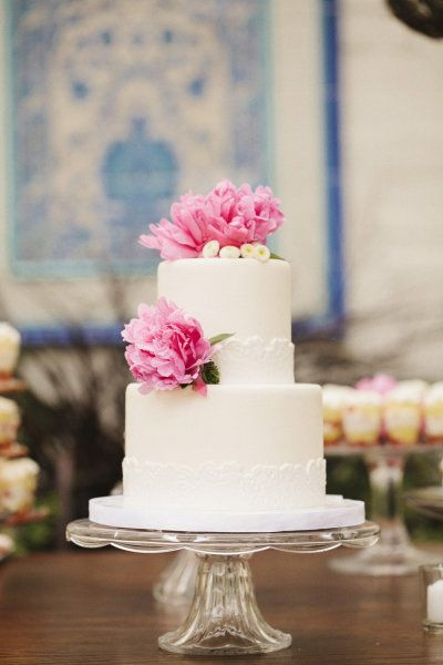 Yum! #ido #inspiration #wedding #cake #flowers