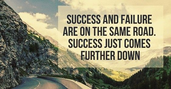 Motivation Road To Success Quotes