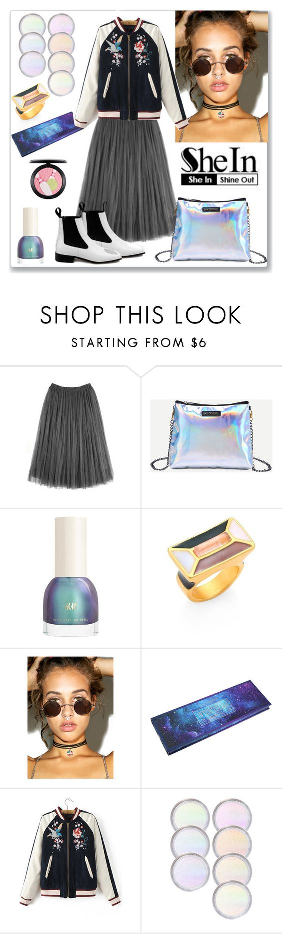 """""""Shein Bag"""" by ludmyla-stoyan ❤ liked on Polyvore featuring Paula Mendoza and Frasier Sterling"""