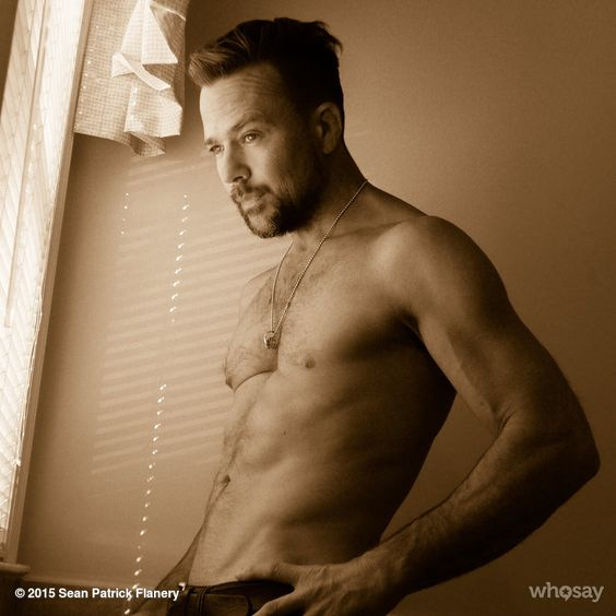 "Sean Patrick Flanery's image - """"We Interrupt This Program To Bring You A Special News Bulletin."""" on WhoSay"