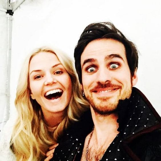 These Once Upon a Time Cast Photos Are Fairy-Tale Perfect