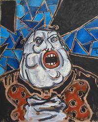Le chanteur d'opéra by Flavien COUCHE