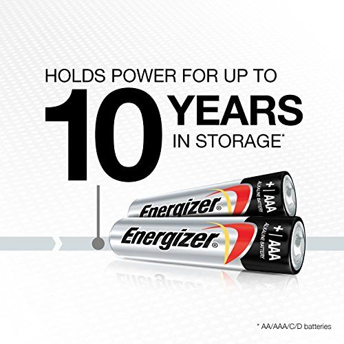 Aaa Batteries 24 Count Energizer Max Premium Alkaline Triple A Battery Electronics Energizer Alkaline Battery Batteries