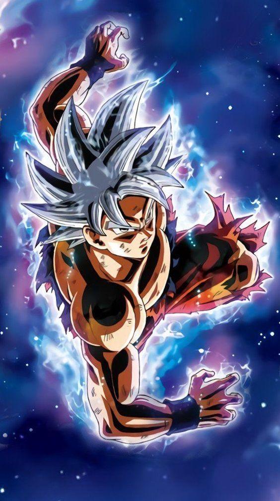 Goku Ultra Instinct Goku Desenho Dragon Ball Super Sayajin