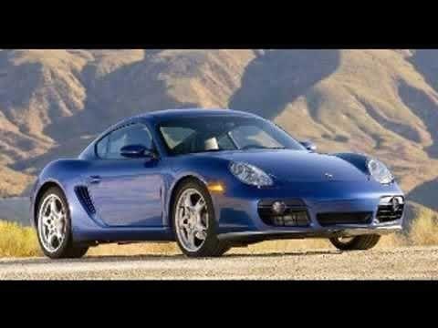 2008 Porsche Cayman Workshop Service Repair Owner S Manual Pdf