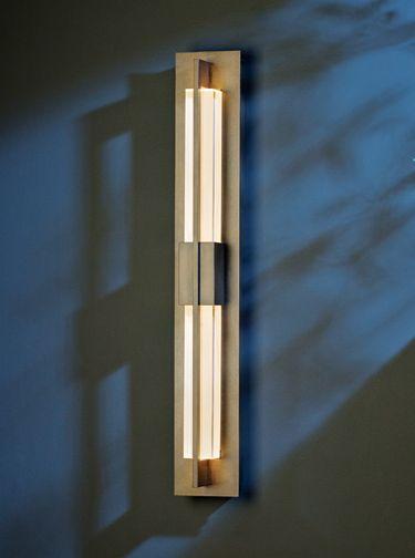 Double Axis; Outdoor sconce; aluminum, medium. LED U.S. Patent Pending. 306420D-05-ZM332
