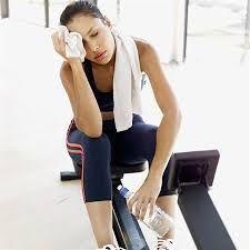 Exagerar con la gimnasia provoca la menopausia temprana