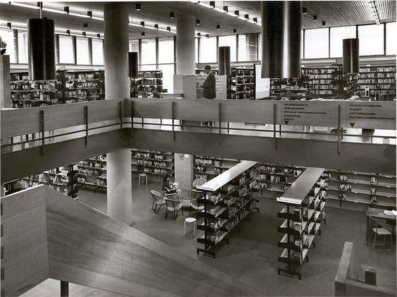 Interieur van de bibliotheek locatie klanderij typisch enschede pinterest photos - Interieur bibliotheek ...