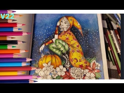 V22 How To Create Background Depth With Colored Pencils Youtube Colored Pencils Colored Pencil Techniques Coloured Pencils