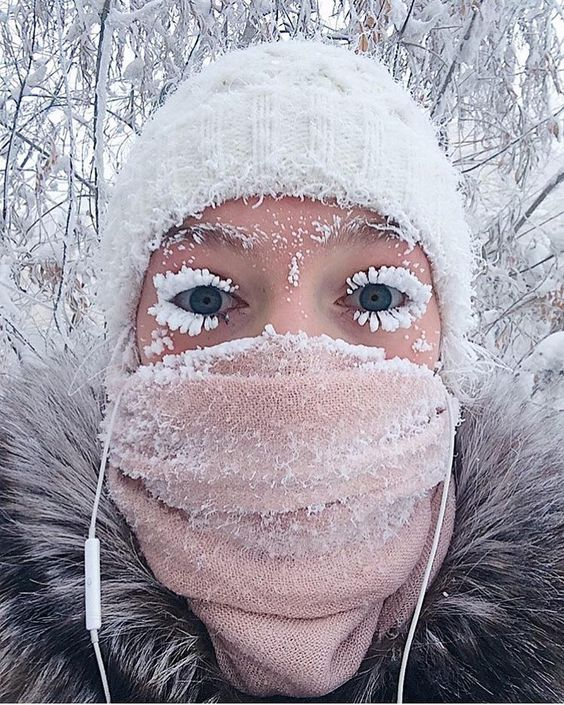 "28.4k Likes, 179 Comments - ART | Love, Learn, Art 🎨 (@art_spotlight) on Instagram: ""How -50 feels like ❄️ @anastasiagav"""