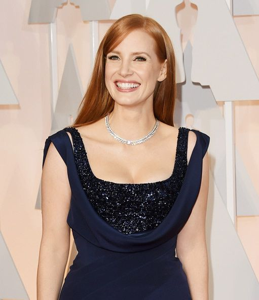 The Chastain #Oscars2015