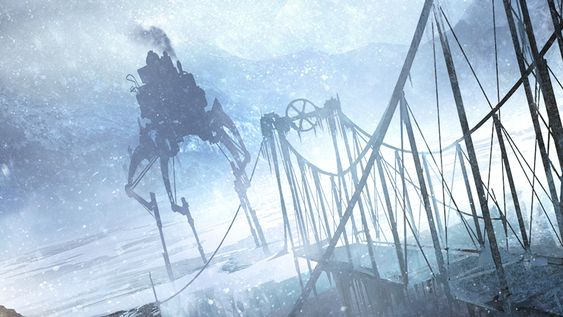 Developer Update On Frostpunk More Https Jadorendr De Frostpunkgame 11bitstudios Steampunk Stadt