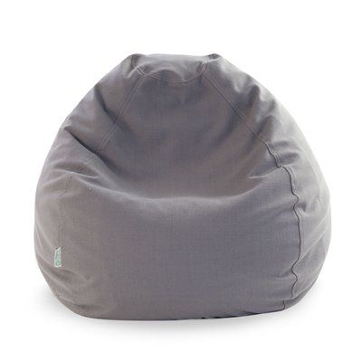 Majestic Home Goods 8590726400 Indoor Wales Small Bean Bag