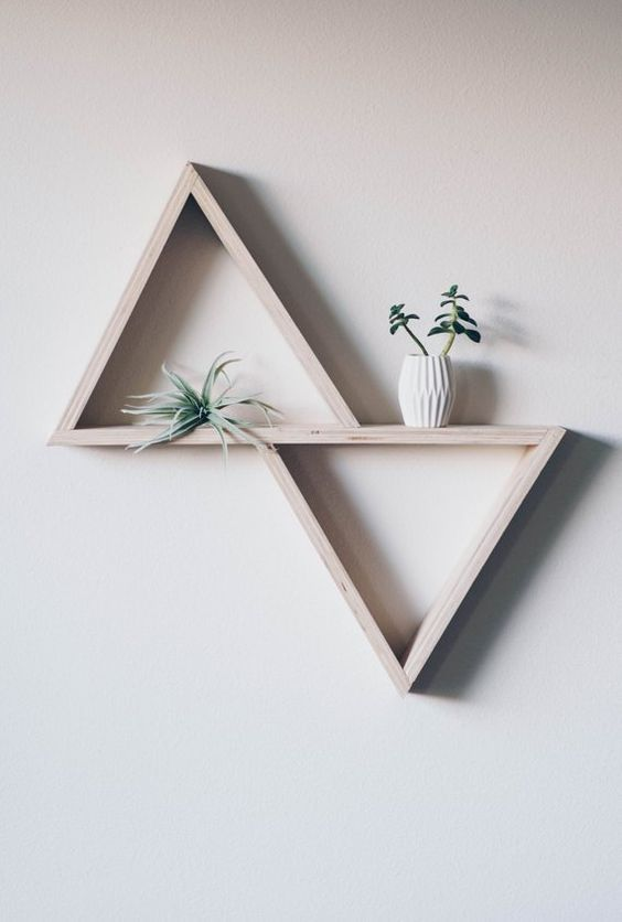 32 Exquisite Wooden Wall Ornaments To Update Your Home