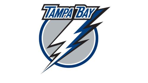 The Team Calls The Shade Of Blue Used On Its Logo Tampa Bay Blue This Is A Rather Dark And Saturated Sh Tampa Bay Lightning Logo Tampa Bay Lightning Tampa Bay