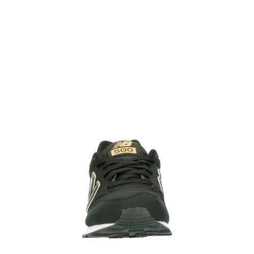New Balance 500 sneakers zwart/goud - Zwart goud, Zwart en ...