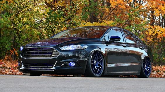 All Custom Ford Fusion 2013 Ford Fusion Ford Mondeo