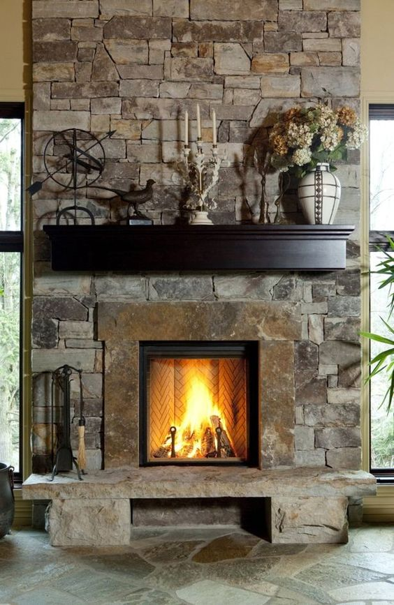 Rumford fireplaces entertain in style with renaissance for Renaissance rumford fireplace