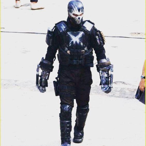 Captain America: Civil War first look at #Crossbones   moviepilot.com #Marvel #CivilWar >>> I am sooo excited