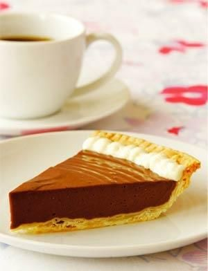 Chocolate Mocha Pie