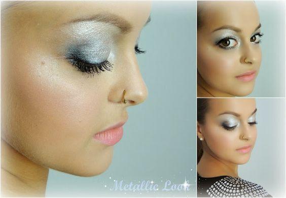 Miss V: Silvester Look 2013: Nothing else Metalls