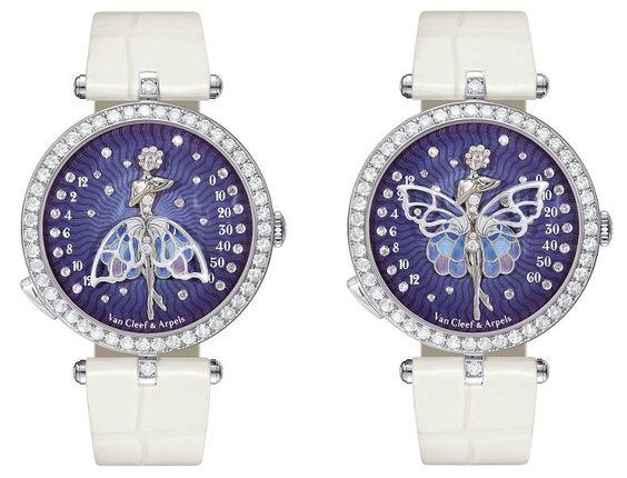 Van Cleef & Arpels Lady Arpels Ballerine Enchantee