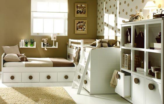 Garabatos tiendas de mobiliario juvenil e infantil for Habitaciones juveniles barcelona