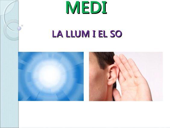 MEDIMEDI LA LLUM I EL SOLA LLUM I EL SO