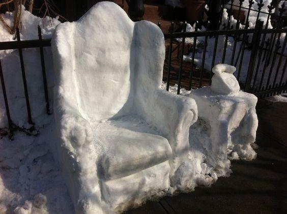 Elegant Snow Furniture   Google Search | Professional Brand Studio   Guerilla |  Pinterest | Guerrilla