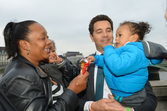 "One of our foster care families with Children's Minister Edward Timpson MP.   Mr Timpson, whose own parents fostered 87 children, said: ""A fostering organisation like Compass Community is integral to ensuring we have enough foster carers for the number of children going into care. With 67,000 children needing care we must ensure we have as many people coming forward to foster as possible.""  http://www.compasscommunity.co.uk/news"