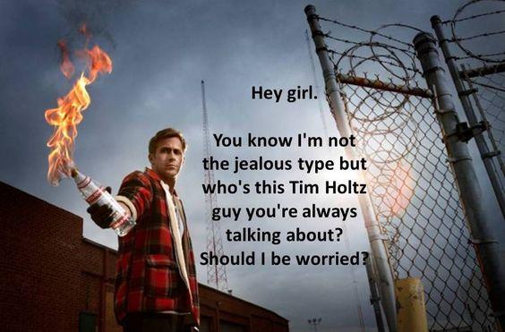 Hey girl . . .
