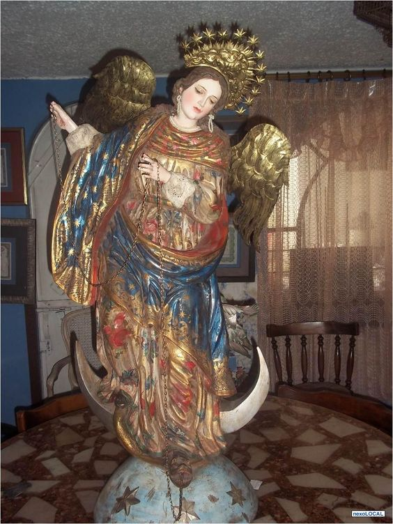Virgen De Quito