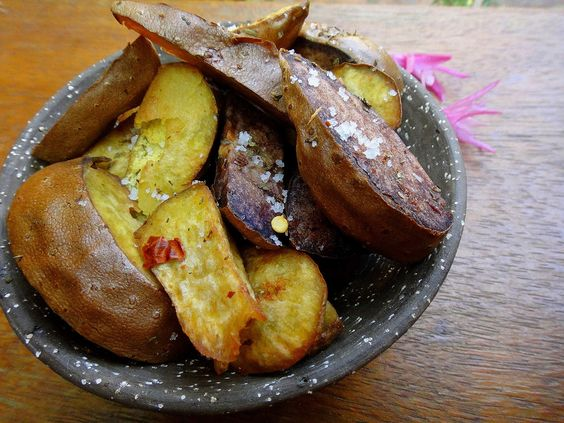 come-se: Cará-moela frito dois em um