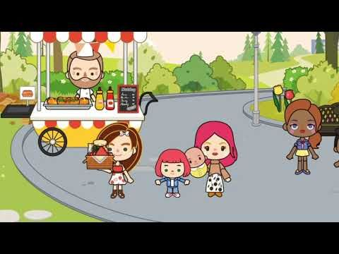 ورد باعت اخوها في الحديقة ياترى حصلو ايه عائلة ورد ميجا تاون Miga Town World Youtube Character Fictional Characters Family Guy