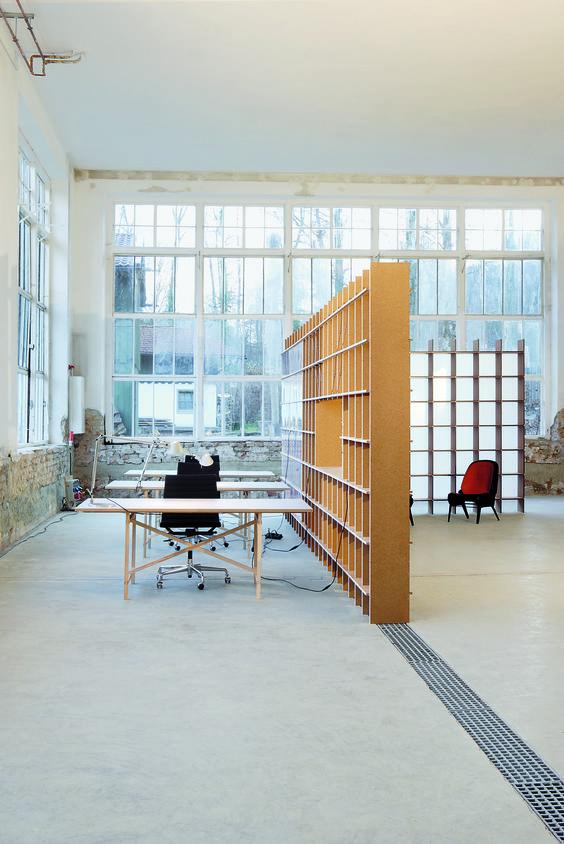 FNP Shelf | Egon Table | Nils Holger Moormann