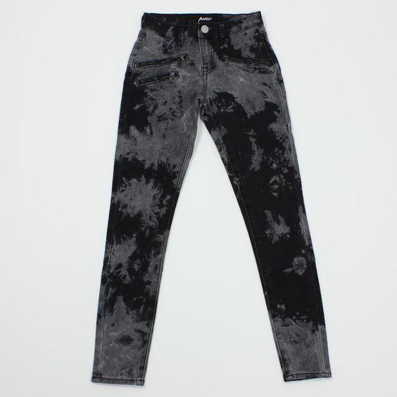 Pinc Premium Acid Wash Jeans