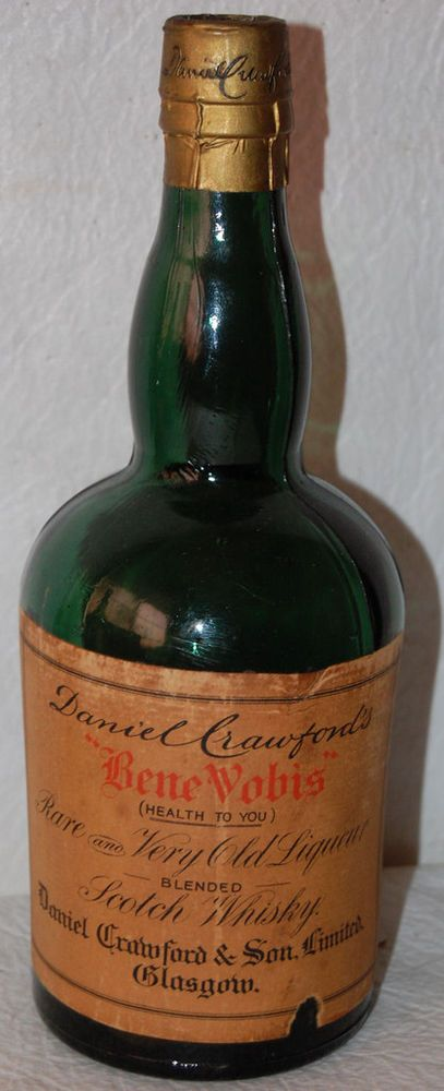 19 Daniel Crawford Rare Old Scotch Whiskey Pre